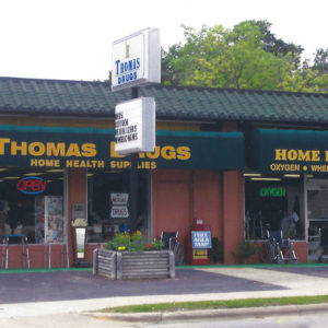 Thomas Drugs, 2003