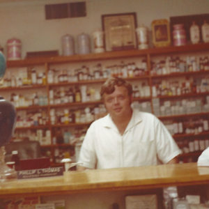 Thomas Drugs Shallotte, 1970s