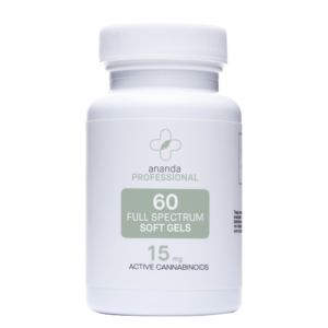 Full Spectrum CBD softgels 60ct