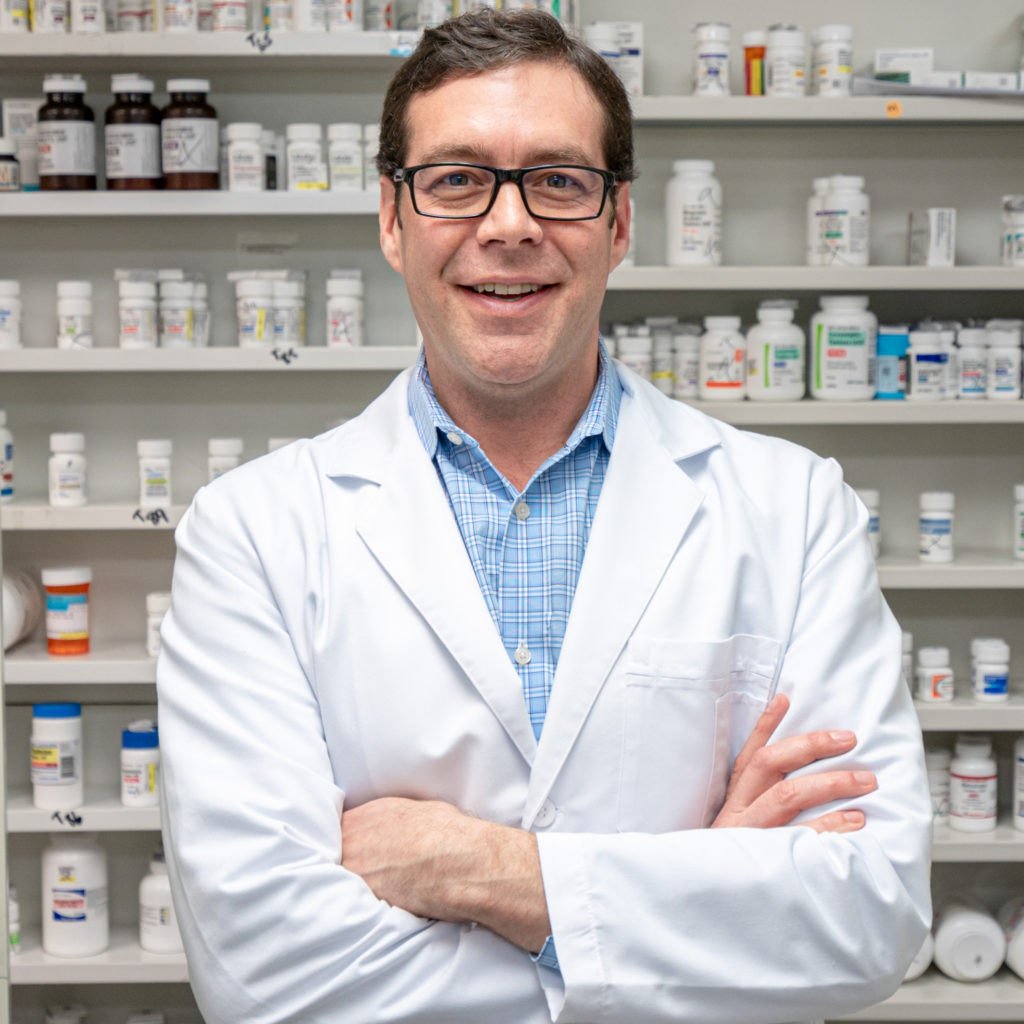 Edward R. Thomas, Owner & Pharmacist at Thomas Seashore Drugs
