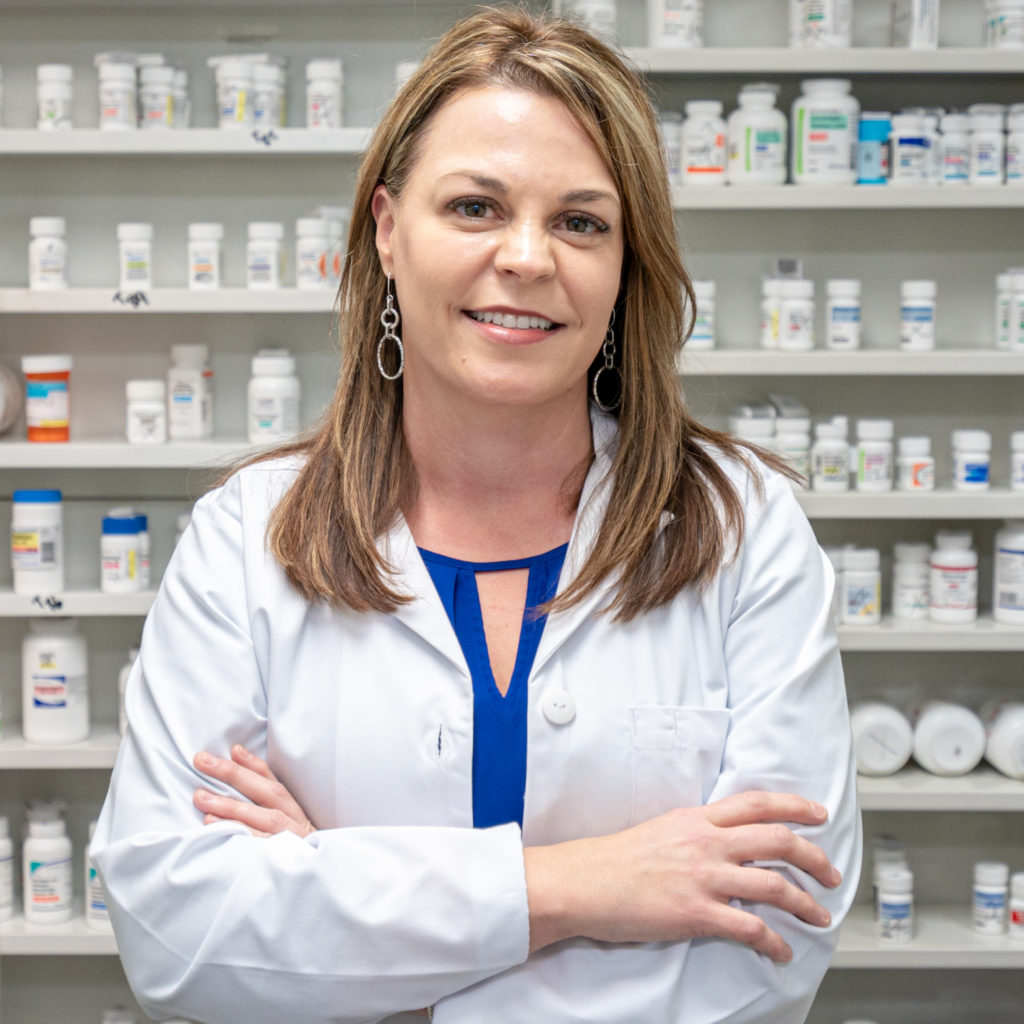 Karen Rouse pharmacist at Thomas Seashore Drugs pharmacy