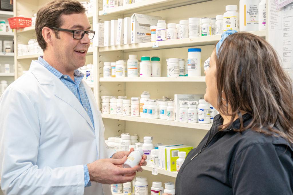 Ed Thomas pharmacist Thomas Seashore Drugs pharmacy NC and SC