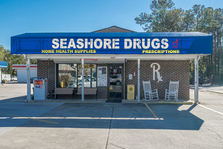 Seashore Drugs Calabash Outside 2