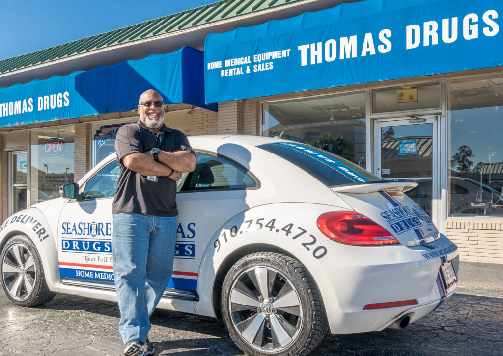 Thomas Seashore Drugs prescription home delivery and Rx refills