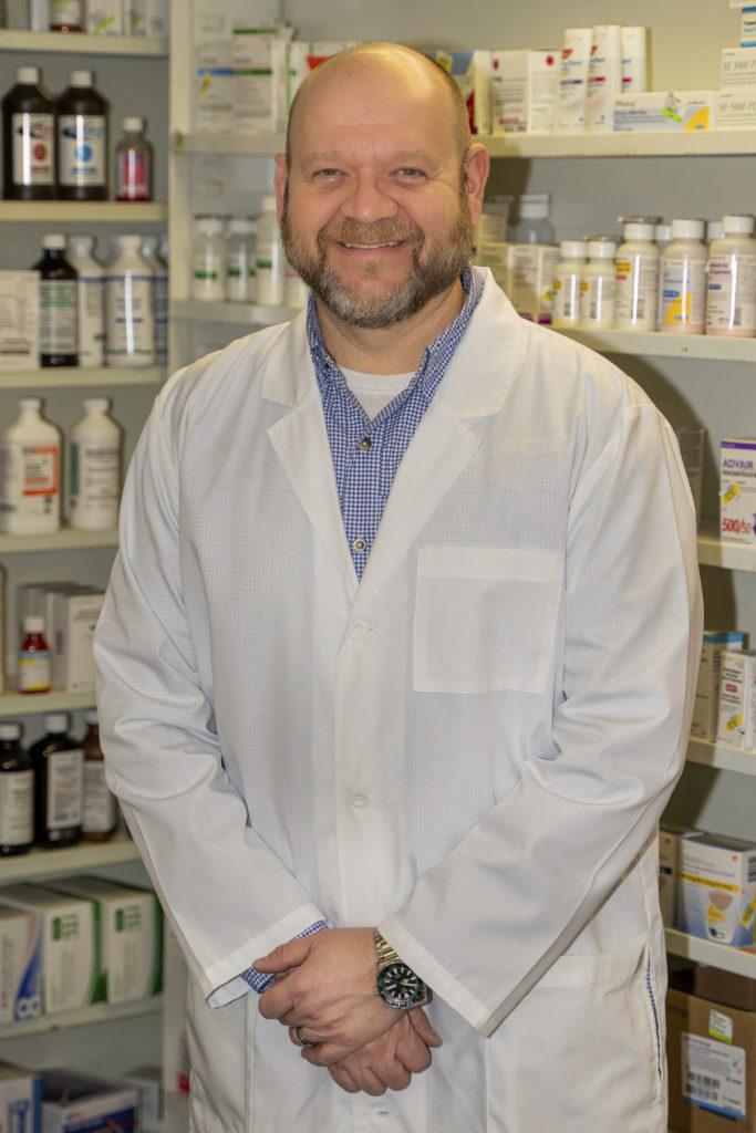 shallotte nc, pharmacy, image of Brent Tyndall, RPh